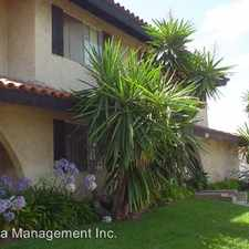 Rental info for 421 South Mollison Avenue in the San Diego area