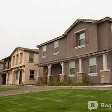 Rental info for $1449 3 bedroom Townhouse in Peoria Area in the Trilogy at Vistancia area
