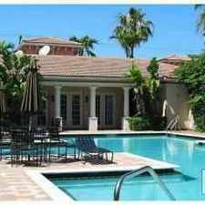 Rental info for $1425 1 bedroom Apartment in Fort Lauderdale in the Oakland Park area