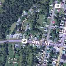 Rental info for Apartment for rent in Fort Ann. $458/mo