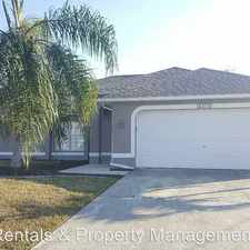 Rental info for 2318 SW 17th Ter