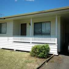 Rental info for UNIT CLOSE TO TOWN in the Dalby area