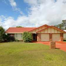 Rental info for Big Stylish Family Home In A Fabulous Private Location in the Toowoomba area