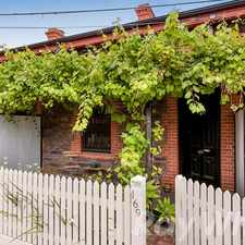 Rental info for Charming 2 Bedroom Cottage in the Renown Park area