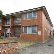 Rental info for Top Apartment, Top Location, Top Suburb!