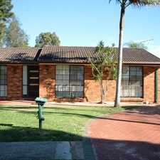 Rental info for FRESHLY RENOVATED in the Sydney area