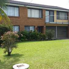 Rental info for Family Home With Separate In-law Living in the Central Coast area