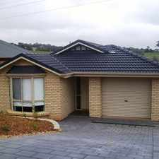 Rental info for Surprisingly Roomy in the Mount Barker area