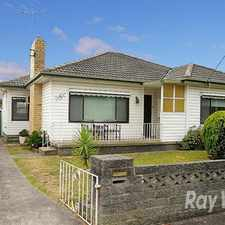 Rental info for Fully Renovated! in the Noble Park area