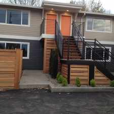 Rental info for 6110 SE 52nd. Ave - 2 in the Woodstock area