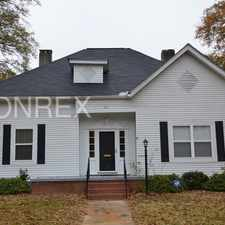 Rental info for Stunning Home Located in Laurens