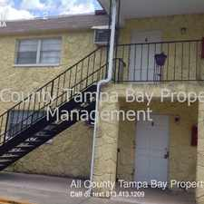Rental info for 2503 Irene St in the Tampa area