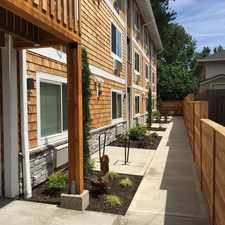 Rental info for 5624 SE 22nd Avenue in the Sellwood-Moreland area