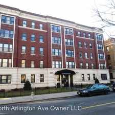 Rental info for 60 North Arlington Ave in the 07018 area
