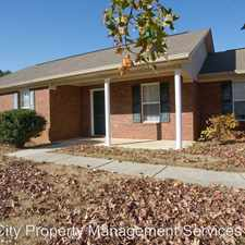 Rental info for 205 Shortleaf Lane