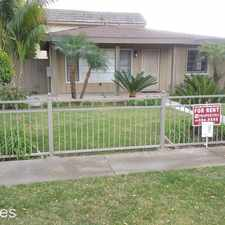 Rental info for 4192kh 4192-98 Green Ave. in the Cypress area