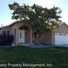 Rental info for 102 Desert Lakes Drive in the Fernley area