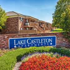 Rental info for Lake Castleton in the Castleton area