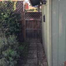 Rental info for Soquel Cottage-Private yard-Friendly pets welcome - 2774 Robertson St.