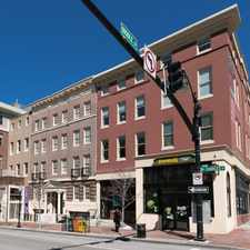 Rental info for 1201 North Charles in the Baltimore area