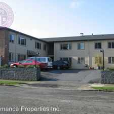 Rental info for 8950 N Kellogg Street #2 in the Cathedral Park area
