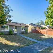 Rental info for 5515 21st Ave S in the Mid-Beacon Hill area