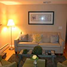 Rental info for Three Bedroom In North Kingstown