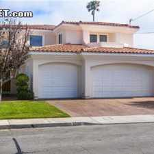 Rental info for Five+ Bedroom In South Bay in the Redondo Beach area
