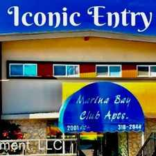 Rental info for 2001 Pacific Coast Hwy 046 in the Manhattan Beach area