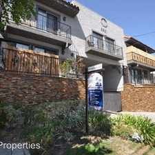 Rental info for 5921 Whitsett Avenue #209 in the Los Angeles area