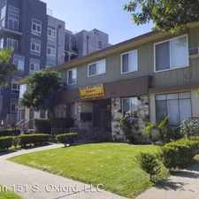 Rental info for 151 S. Oxford Ave. 18 in the Los Angeles area