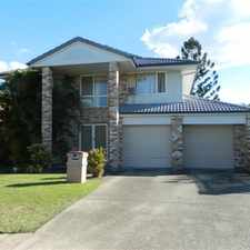 Rental info for FANTASTIC HIGHSET HOME IN POPULAR CARINDALE in the Brisbane area