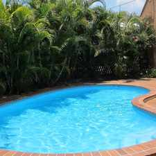 Rental info for TWO BEDROOM - COURTYARD - POOL - WEST END in the South Brisbane area