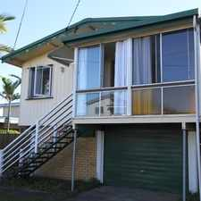 Rental info for Polished floorboards, New bathroom Big spacious interior in the Brisbane area