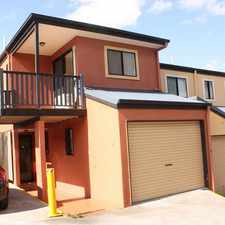 Rental info for Semi Furnished Two Bedroom Townhouse - Central Indooroopilly