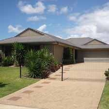 Rental info for Upper Coomera with all the Bells and Whistles in the Gold Coast area