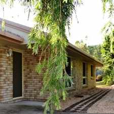 Rental info for PRIVATE, 3 BEDROOM FAMILY HOME CLOSE TO TOWN in the Yeppoon area