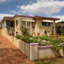 Rental info for Neat and tidy 2 Bedroom house in North Toowoomba in the North Toowoomba area
