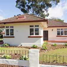 Rental info for GREAT LIVING AREA PERFECTLY POSITIONED in the Toowoomba area