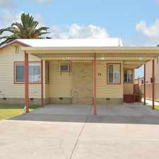 Rental info for ABSOLUTELY IMMACULATE! in the Cessnock area