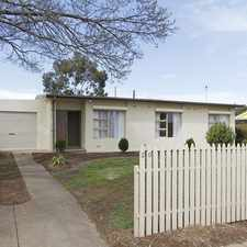 Rental info for 3 Bedroom Family Home with Large back yard in the Adelaide area