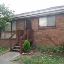 Rental info for ON A BUDGET? GREAT LOCATION!!! in the Melbourne area