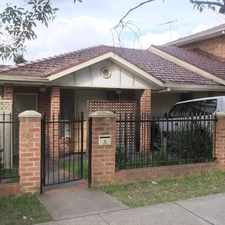 Rental info for LOVELY 3 BEDROOM VILLA - LOCATED NEAR ALL AMENITIES in the Sydney area