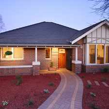 Rental info for EXCEPTIONAL MODERN RESIDENCE in the Bentleigh East area