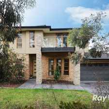 Rental info for High On Style, Low In Maintenance in the Mount Eliza area
