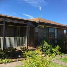 Rental info for Spacious Family Home!