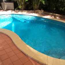 Rental info for Tropical Oasis with Swimming Pool and Shed