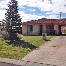 Rental info for AFFORDABLE UNIT - CLOSE TO AMENITIES in the Greenfields area