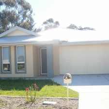 Rental info for 4 BEDROOM FAMILY HOME in the Murray Bridge East area