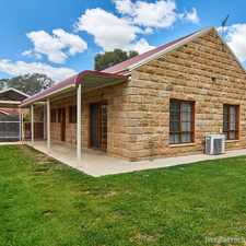 Rental info for FABULOUS LAKE ALBERT HOME in the Wagga Wagga area